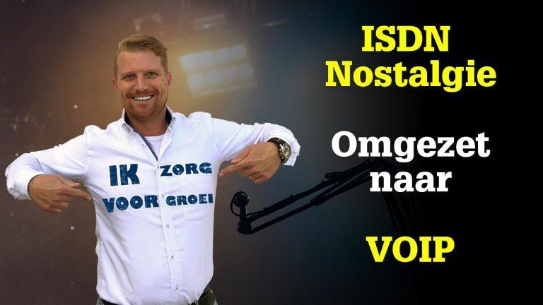 #22.1 ISDN Nostalgie Omgezet Naar VOIP