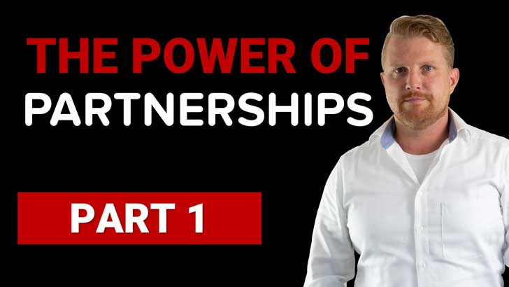 The Power of partnerships part 1
