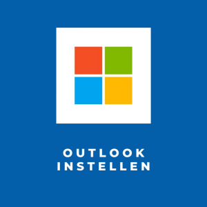 Outlook instellen
