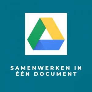 Samenwerken in één document