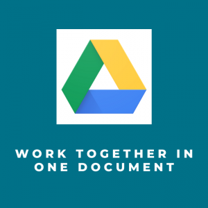 Work together in one document