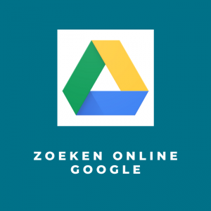 Zoeken online Google