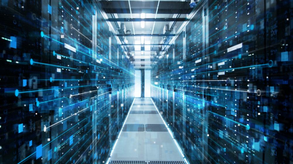 Cloud Computer Data Center