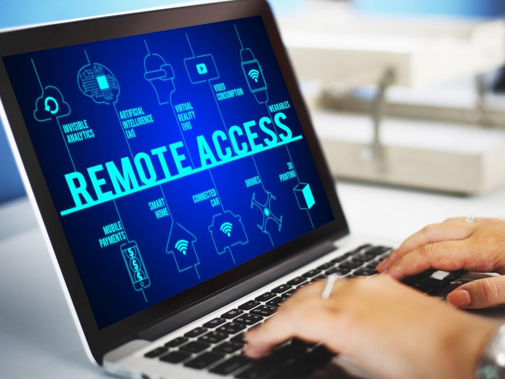 Cloud Storage Remote Access